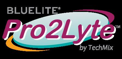 BlueLite Pro2Lyte logo