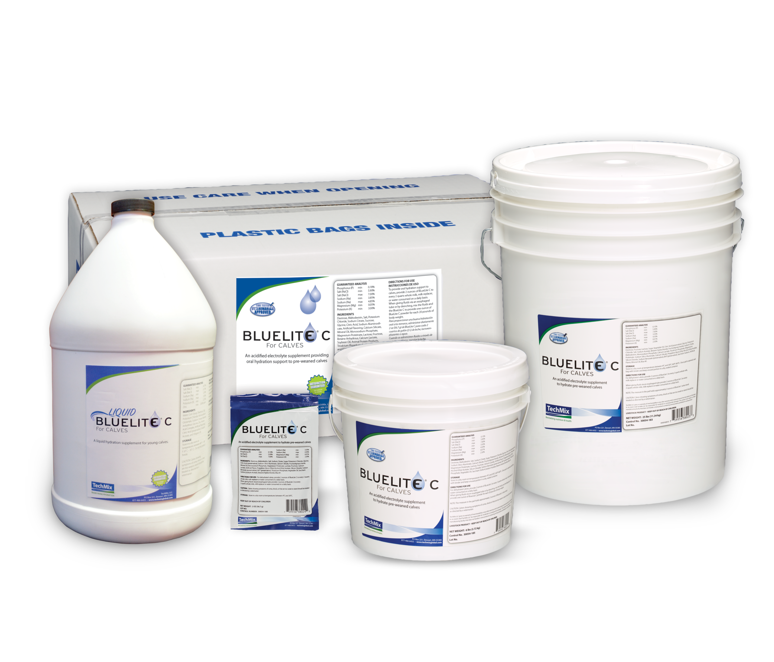 BlueLite C family product image