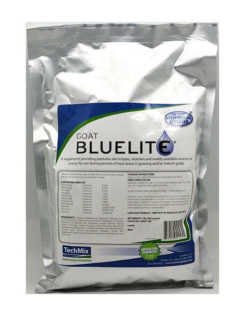 Goat BlueLite 2lb bag