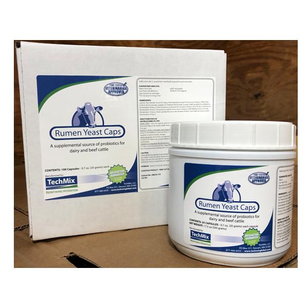 Rumen Yeast Caps product image