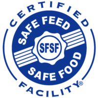 TechMix is Safe Feed Safe Food certified