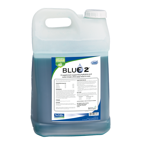 Blue2 2.25 gallon jug